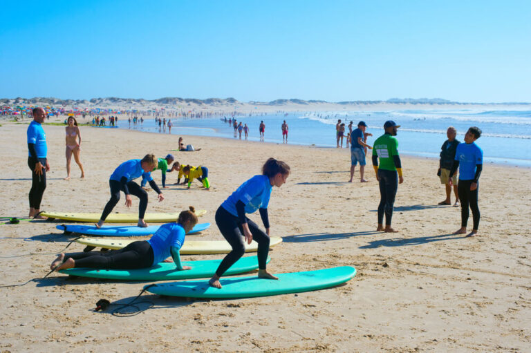 best mount manganui surfing lessons