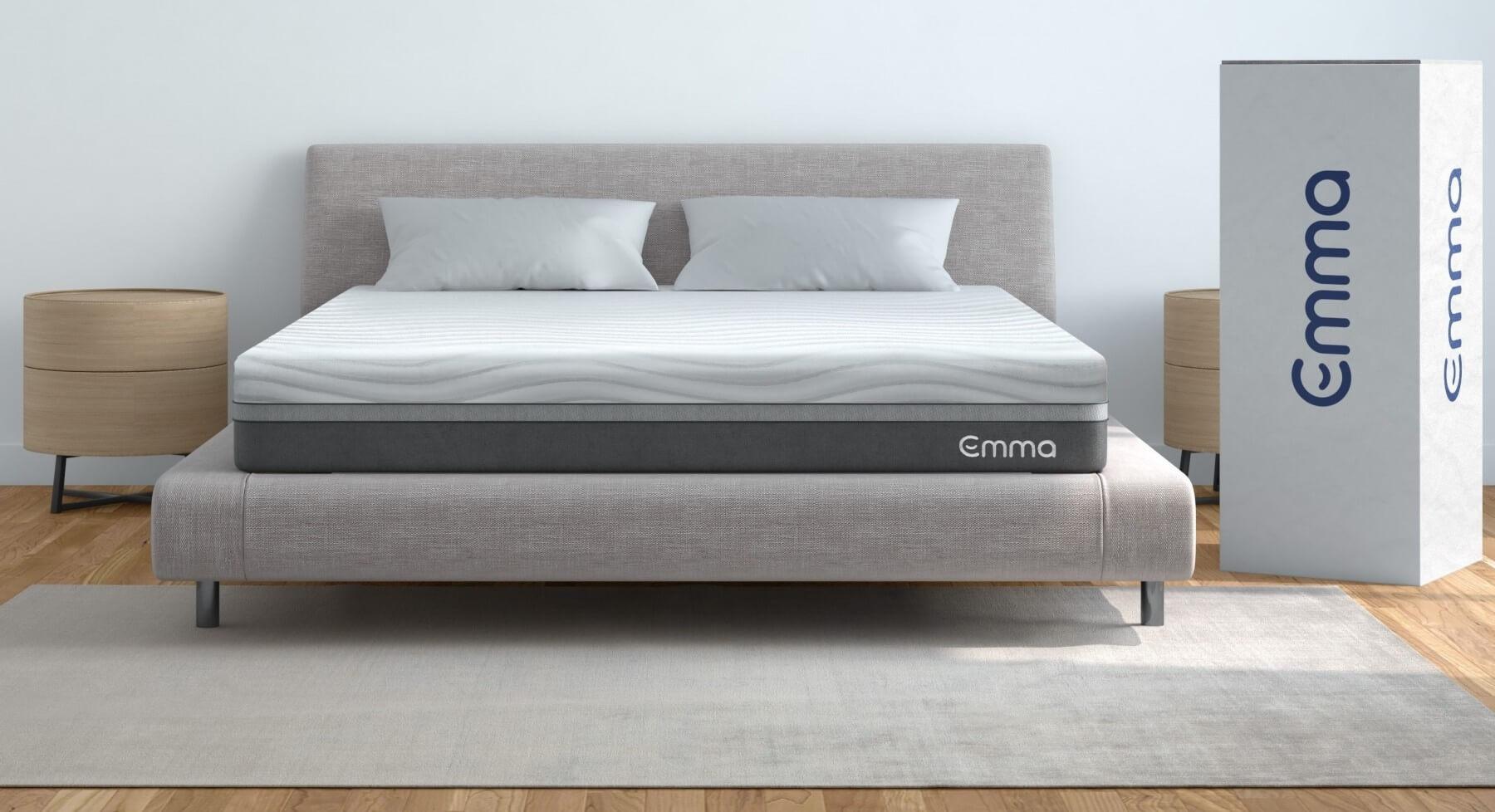 Emma Sleep Review Nz Best Mattress In A Box 2021
