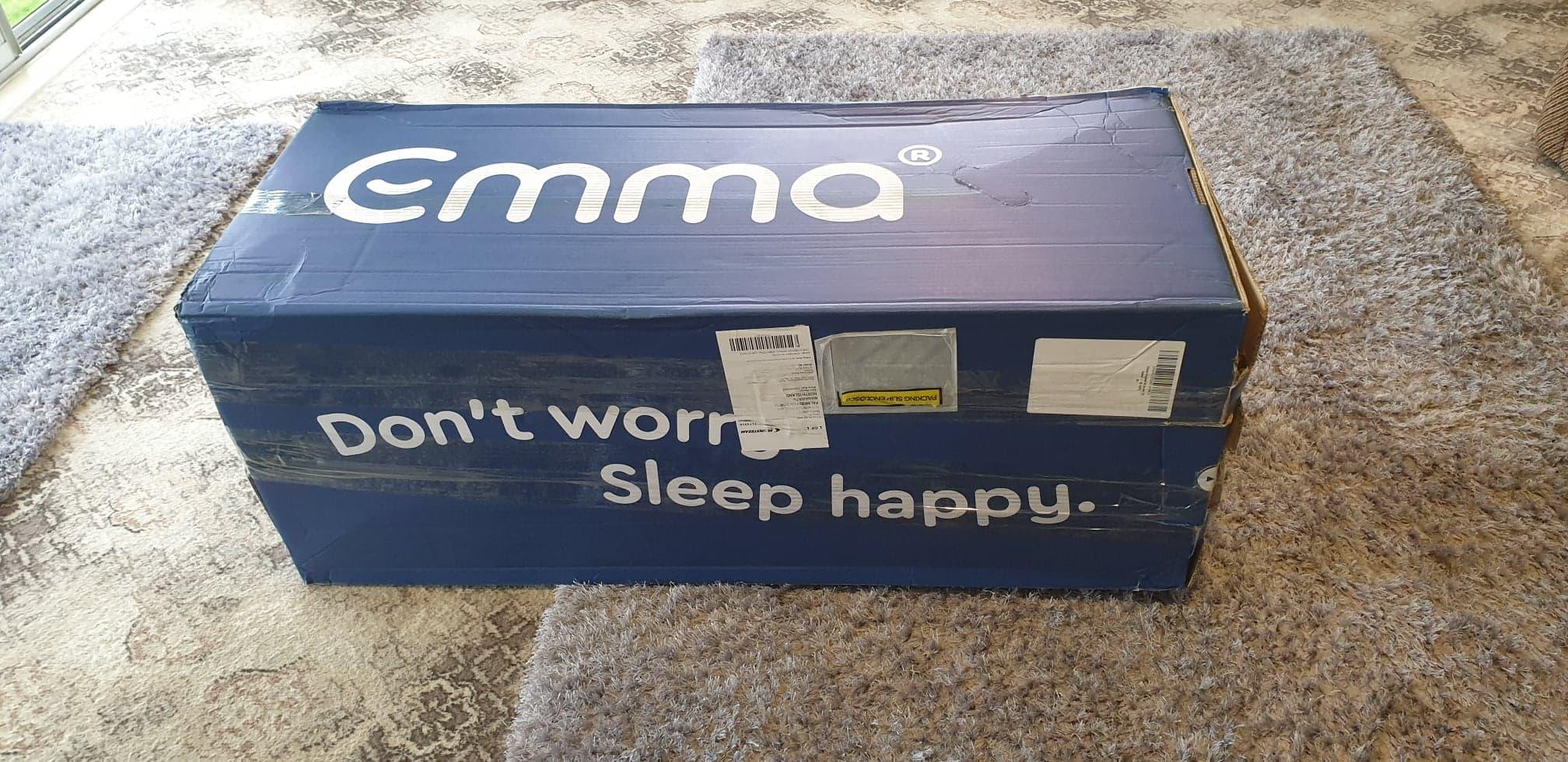 emma sleep review nz